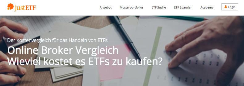 Depot-Vergleich ETF-Sparpläne Kontensystem