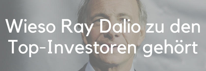 Ray Dalio Investor
