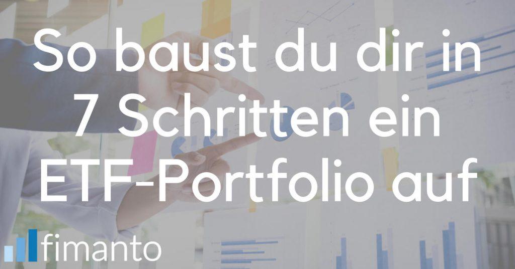 Social ETF-Portfolio